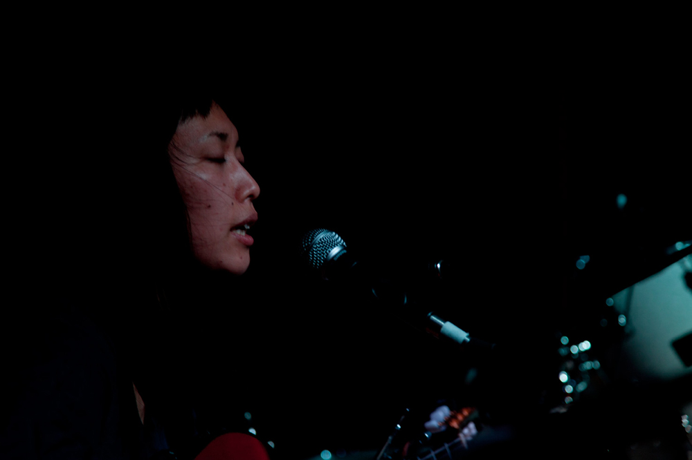Yuko Kono  Japan Benefit Gig at Yah Yahs (24)