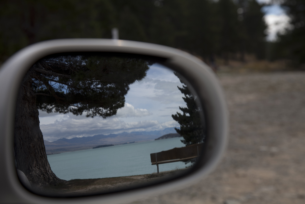 Side Mirror Landscape New Zealand (21)