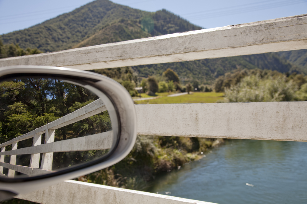 Side Mirror Landscape New Zealand (12)