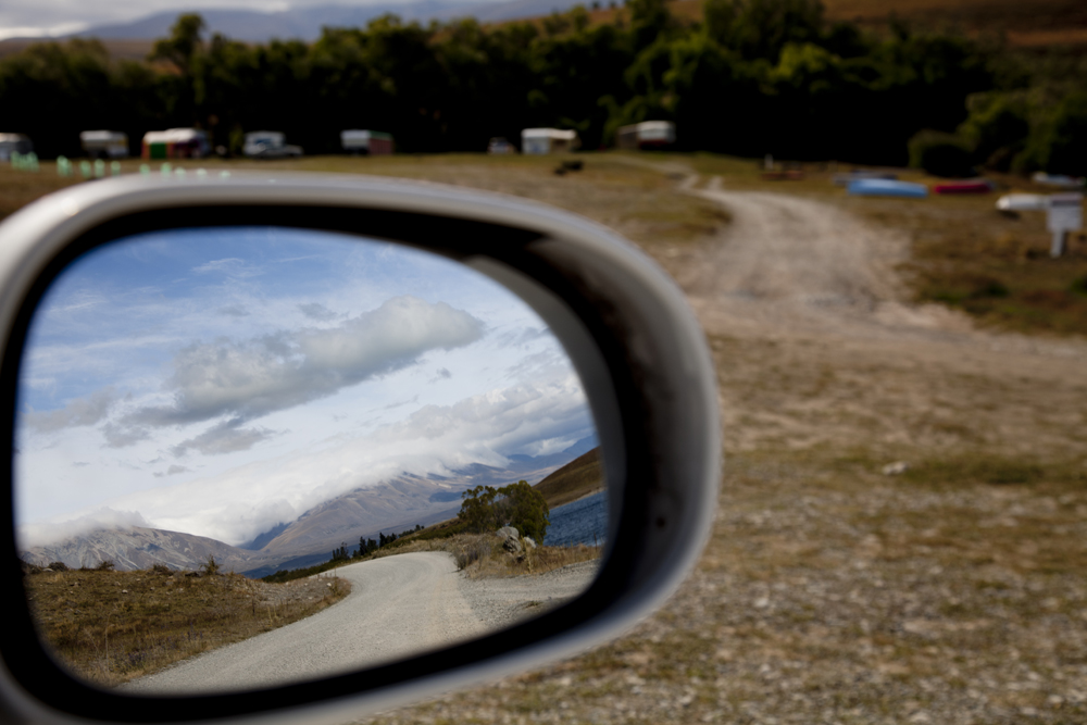 Side Mirror Landscape New Zealand (24)