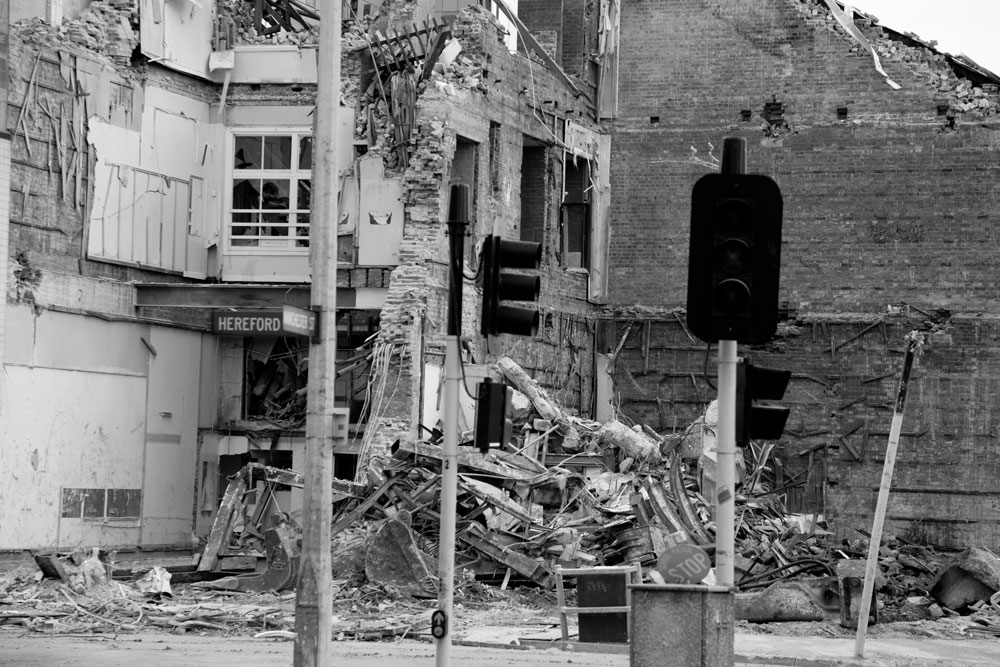 Christchurch, Earthquake (3)