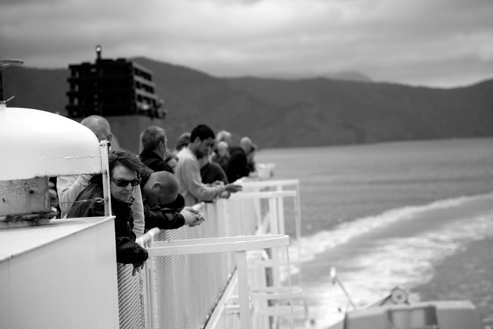interislander crossing the cook strait - New Zealand (18)