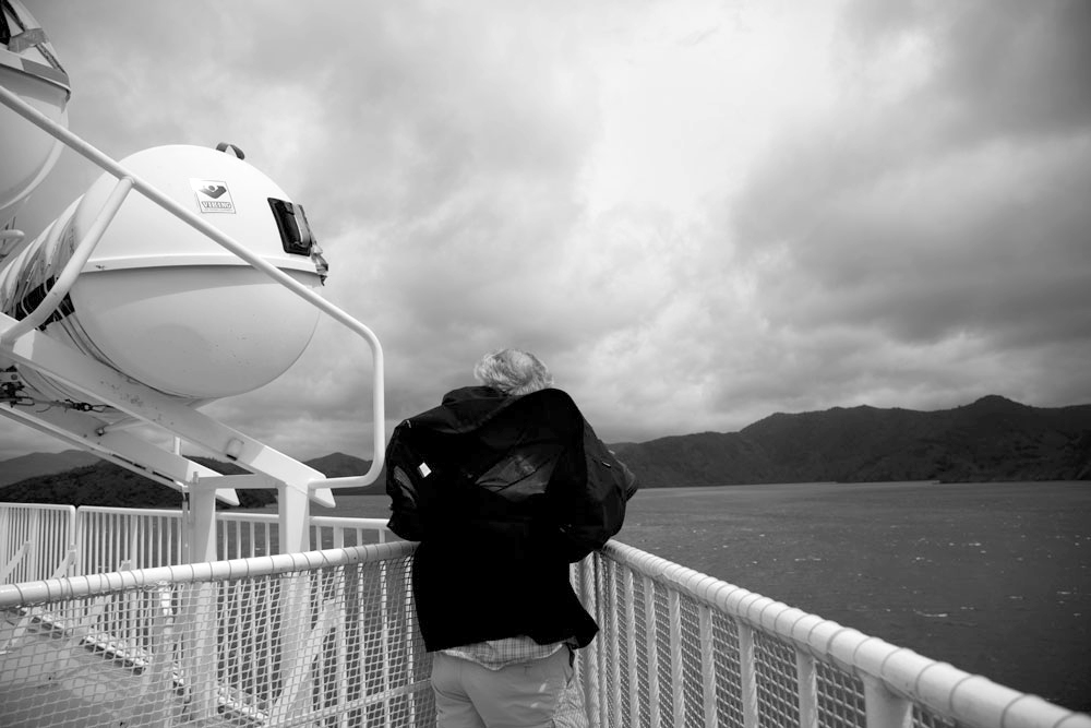 interislander crossing the cook strait - New Zealand (9)