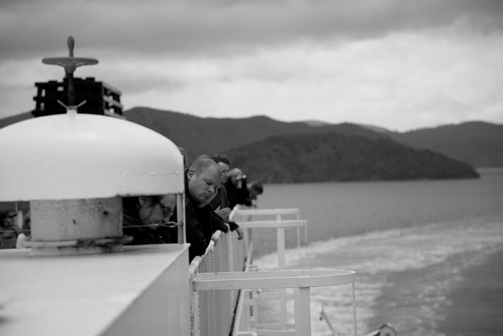 interislander crossing the cook strait - New Zealand (7)
