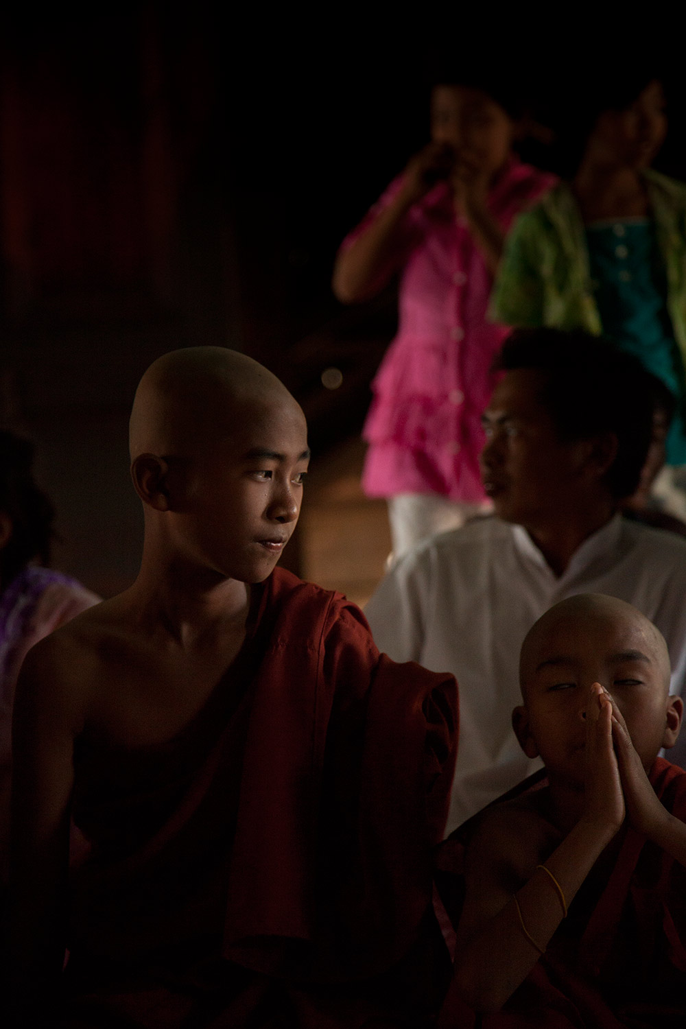 Myanmar-Burma-Michael_Bainbridge-Novice-Monks-009
